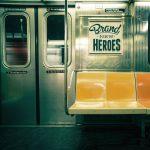Artwork of Brand New Heroes EP